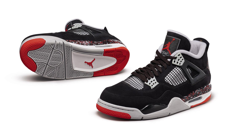 OVO x Air Jordan IV Sample 拍卖价格高达 3 万+美元