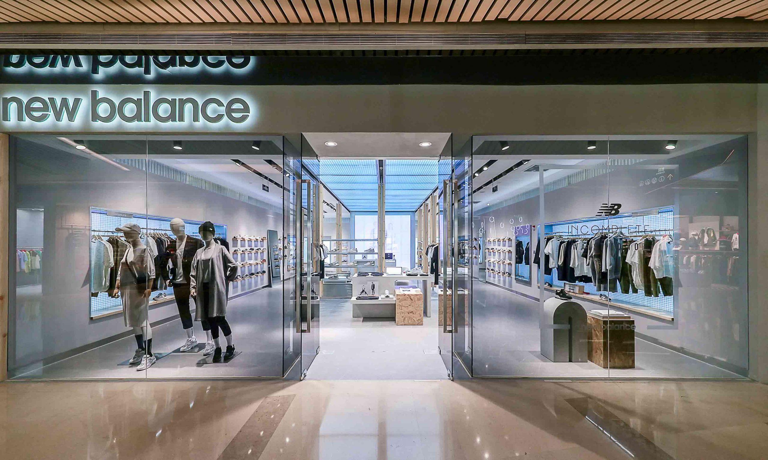 New Balance 于北京三里屯低调启幕首家 NB GREY 店铺