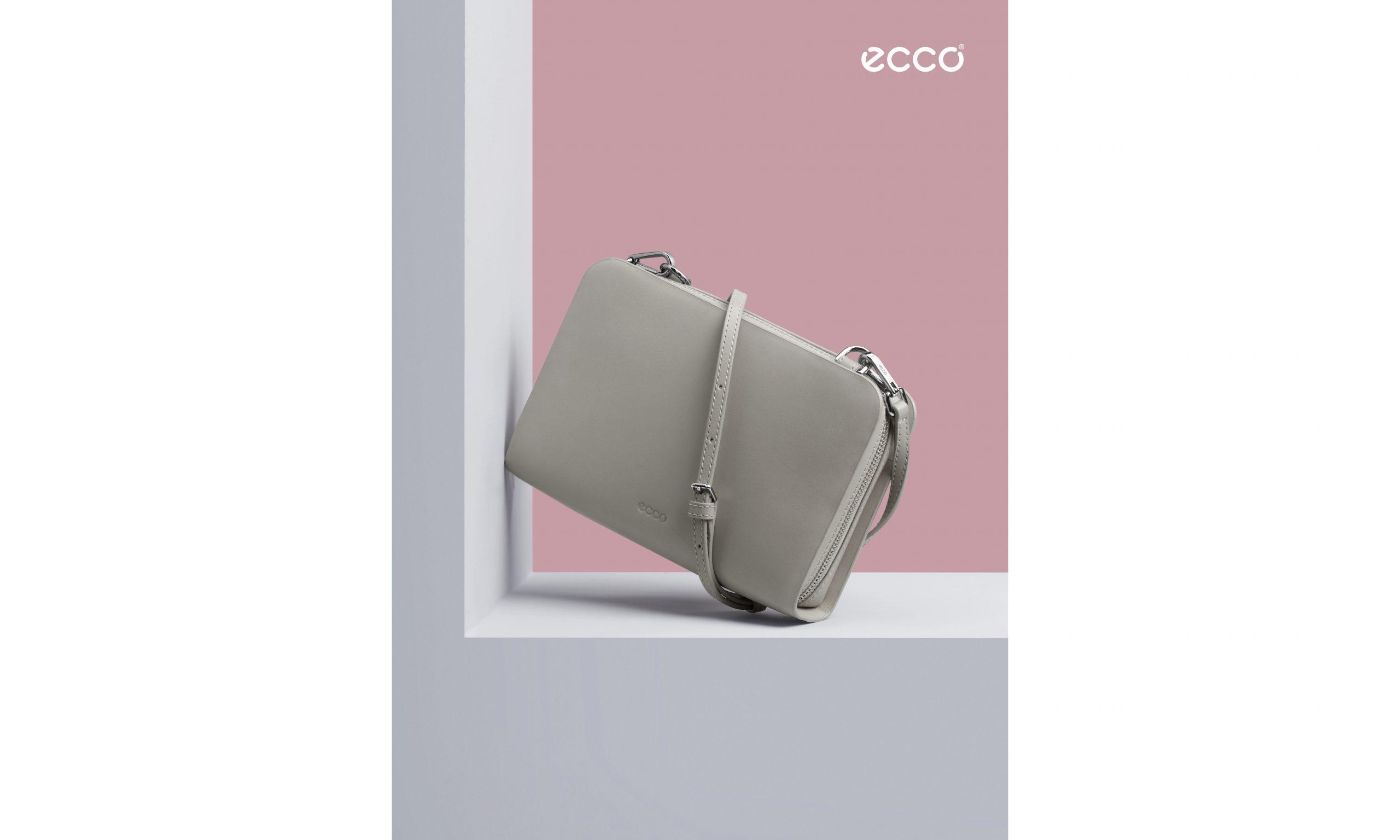 ECCO 发布 Ebba Crossbody 艾比系列斜挎包
