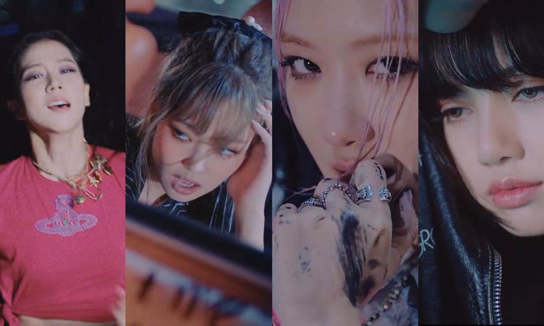 BLACKPINK 发布新单曲《Lovesick Girls》预告