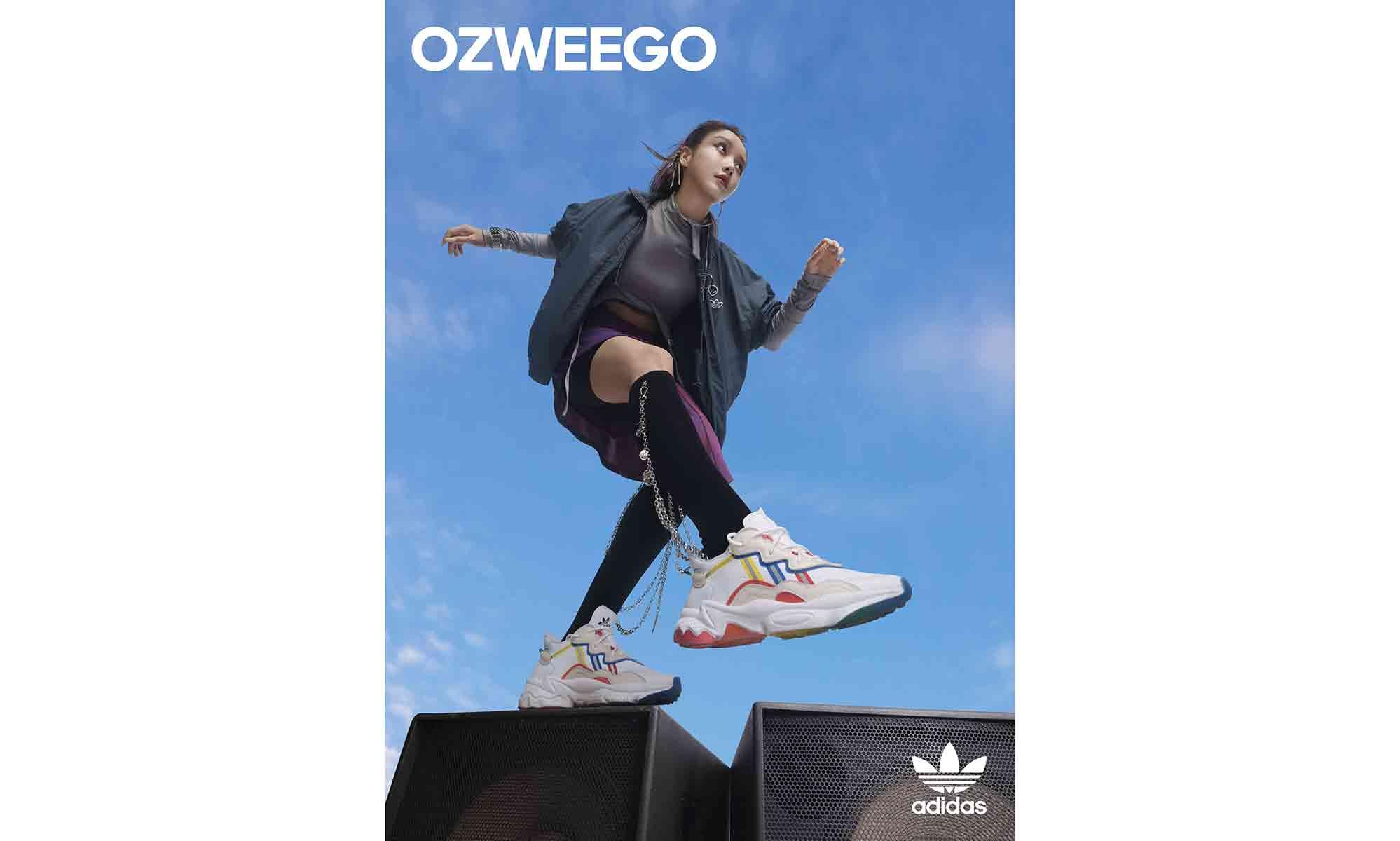 重启 OZ 世代,adidas Originals OZWEEGO 新配色来袭
