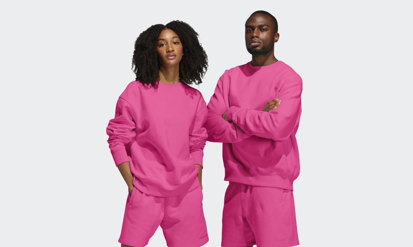 Pharrell Williams x adidas Originals「PREMIUM BASICS」基础系列正式开售