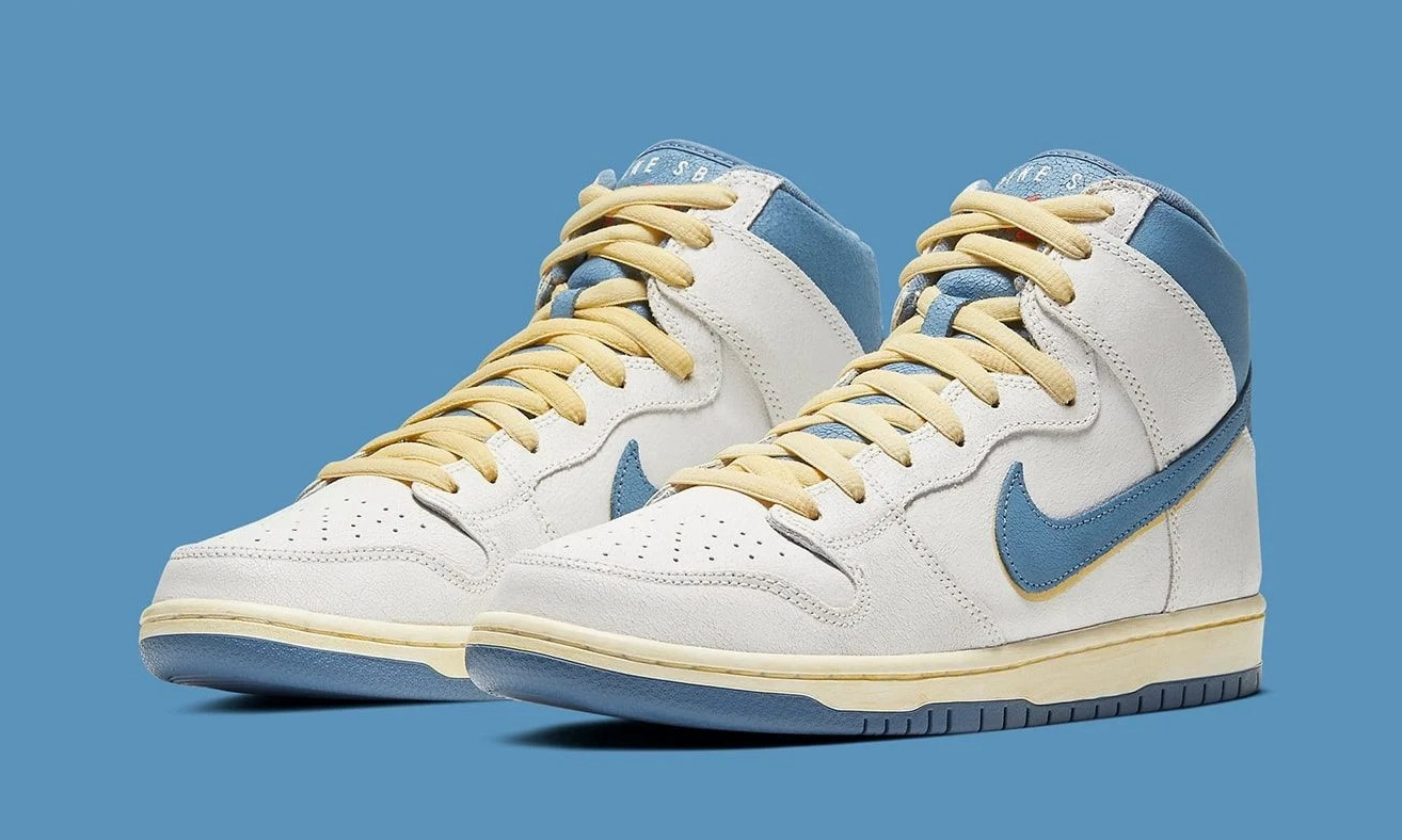 Atlas x Nike SB Dunk High「定妆照」公开