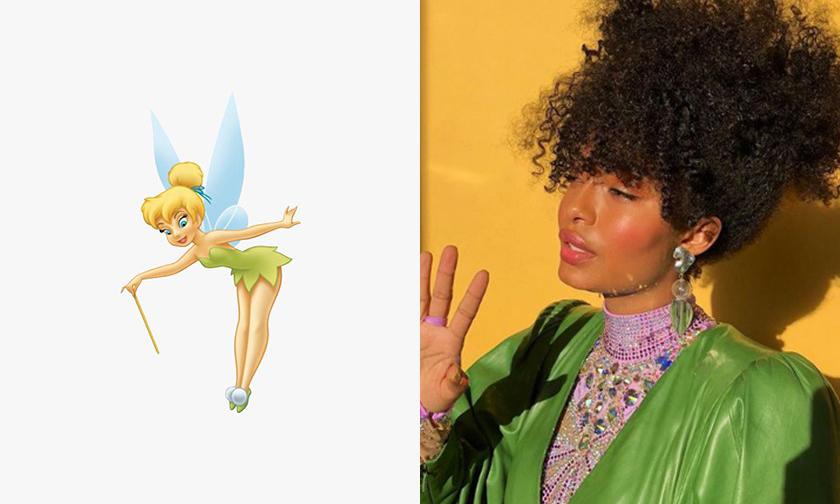 迪士尼真人版《小飞侠》Tinker Bell 一角确定由非洲裔女星出演
