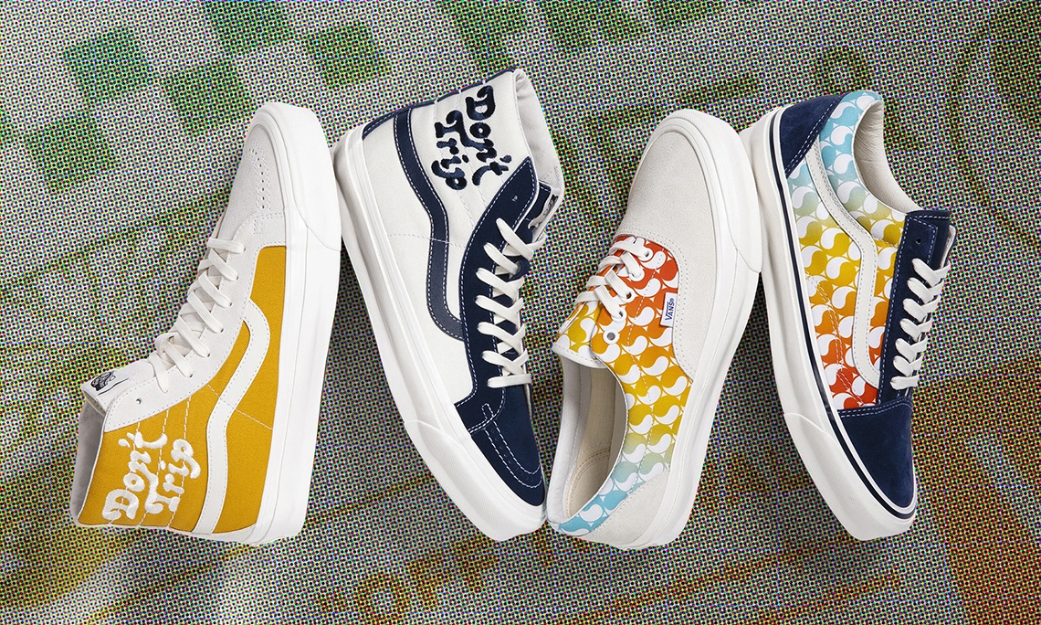 Free & Easy x Vans Vault「West Coast」合作系列即将登场