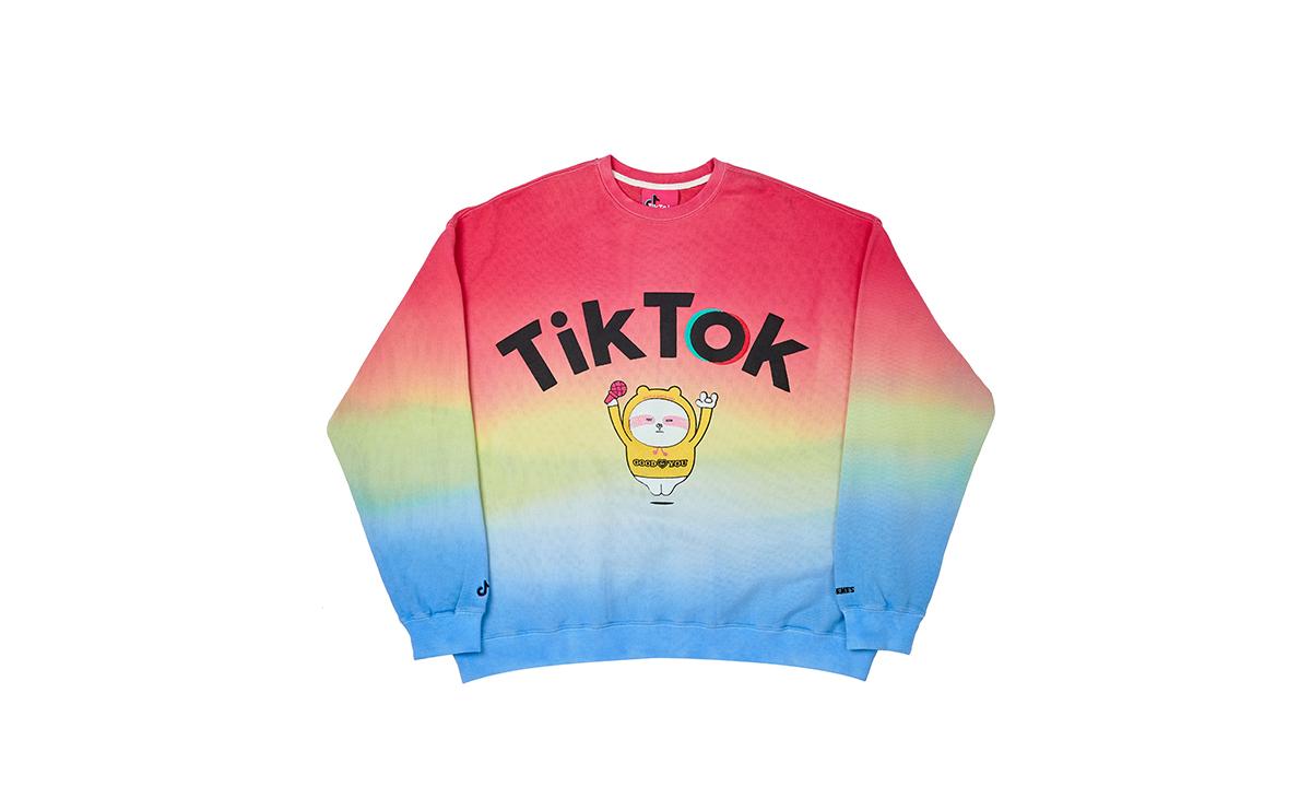 携手社交媒体平台 TikTok,时尚品牌 IRENEISGOOD 推出联名系列