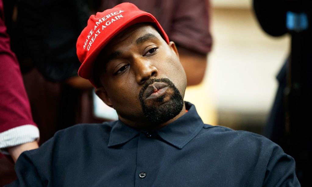 Kanye West 已在总统竞选花费近 7 百万美元