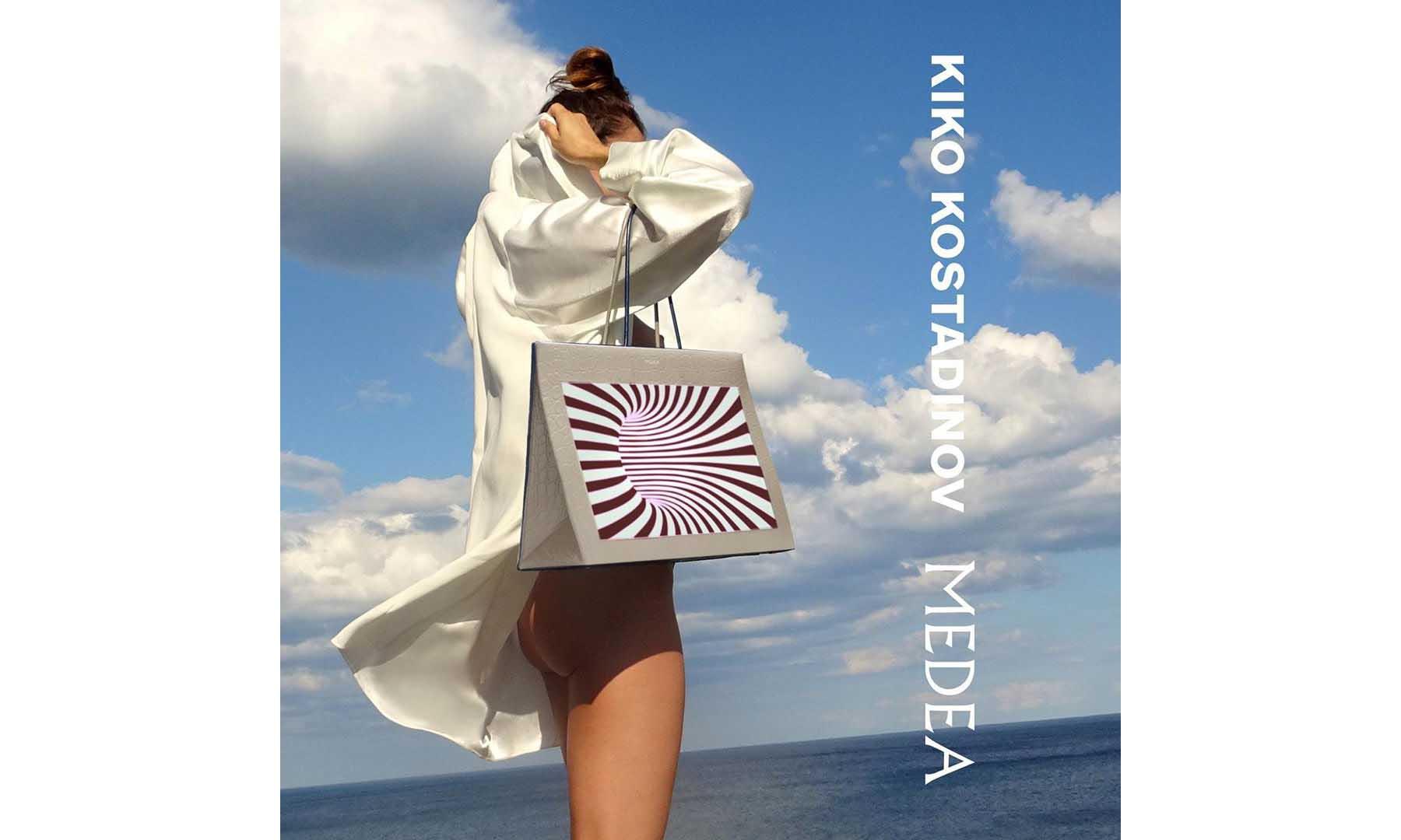 Kiko Kostadinov x MEDEA 合作手提包今日发售