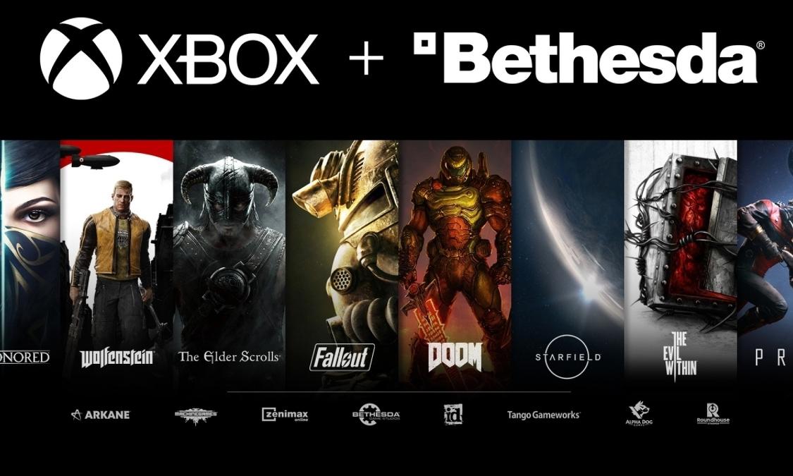 Microsoft 75 亿美元收购 Zenimax 以扩大第一方游戏阵容