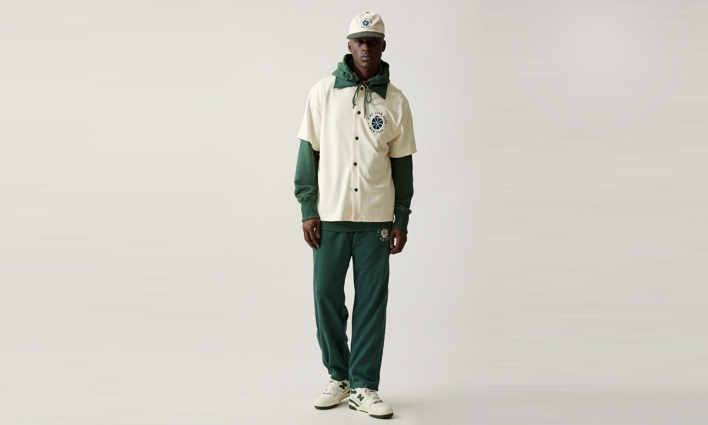 Aimé Leon Dore x New Balance 服饰胶囊系列独家发售
