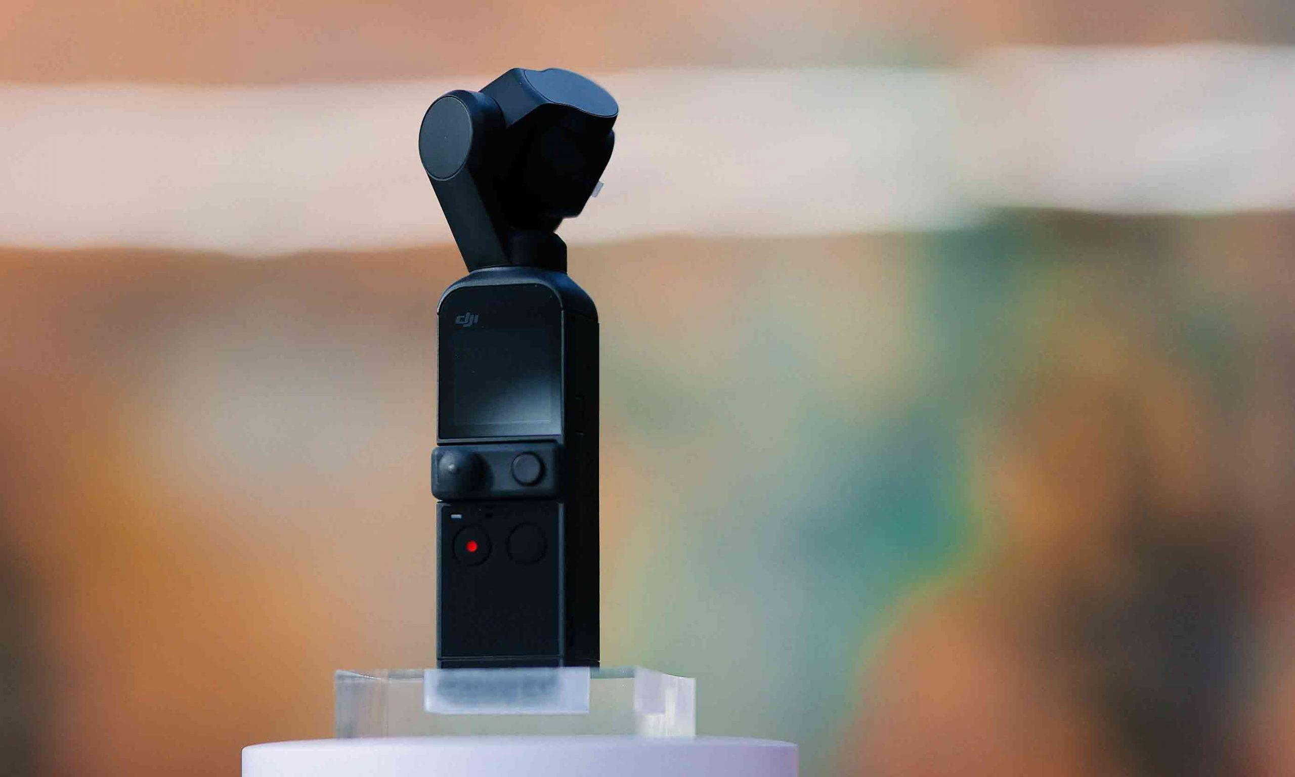 让生活更有「丰」度,大疆口袋智能小相机 DJI Pocket 2 新品登场
