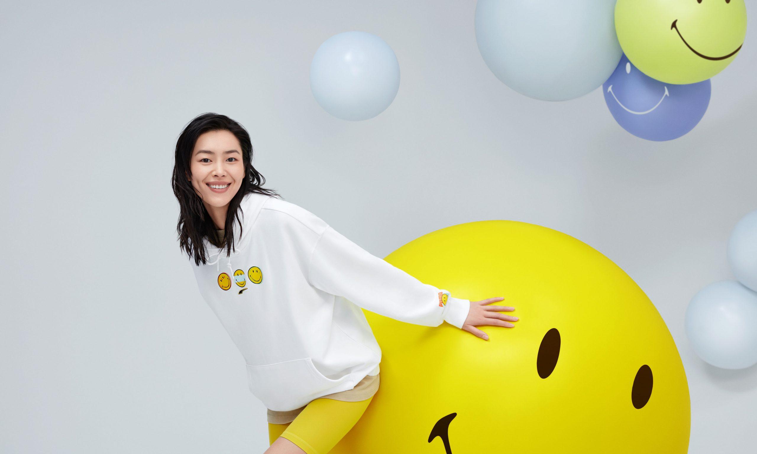 PUMA x SMILEY 联名系列即将发售