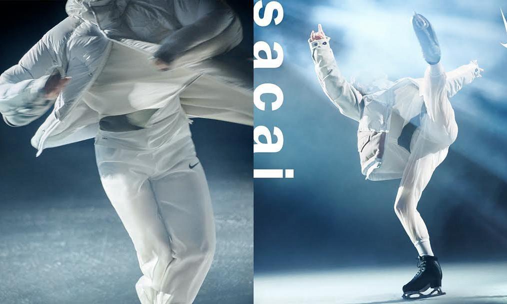 Nike x sacai 联乘服饰系列即将登场