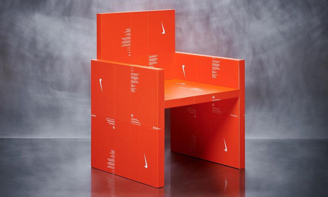 韩国设计师 Gyuhan Lee 用「鞋盒」制成家具