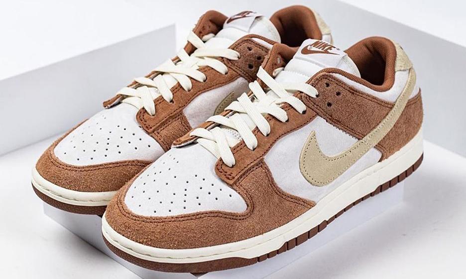 抢先预览 Nike Dunk Low「Medium Carry」