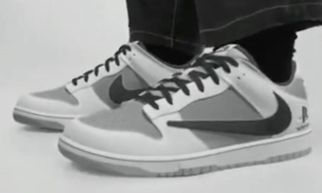 Travis Scott x PlayStation x Nike 三方联名企划疑似曝光