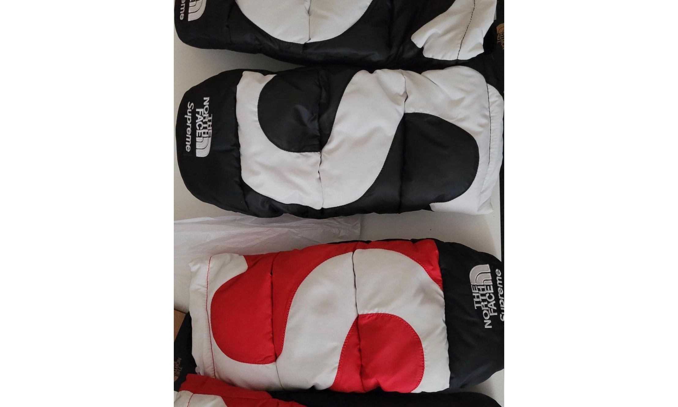 抢先预览 Supreme x THE NORTH FACE「S logo」系列设计
