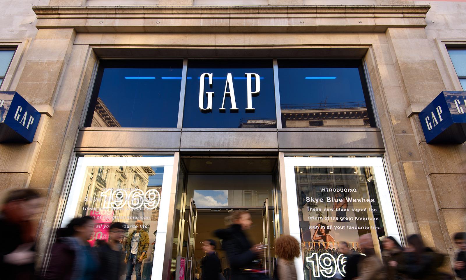 美国服饰巨头 Gap 或将在 2021 年退出欧洲市场