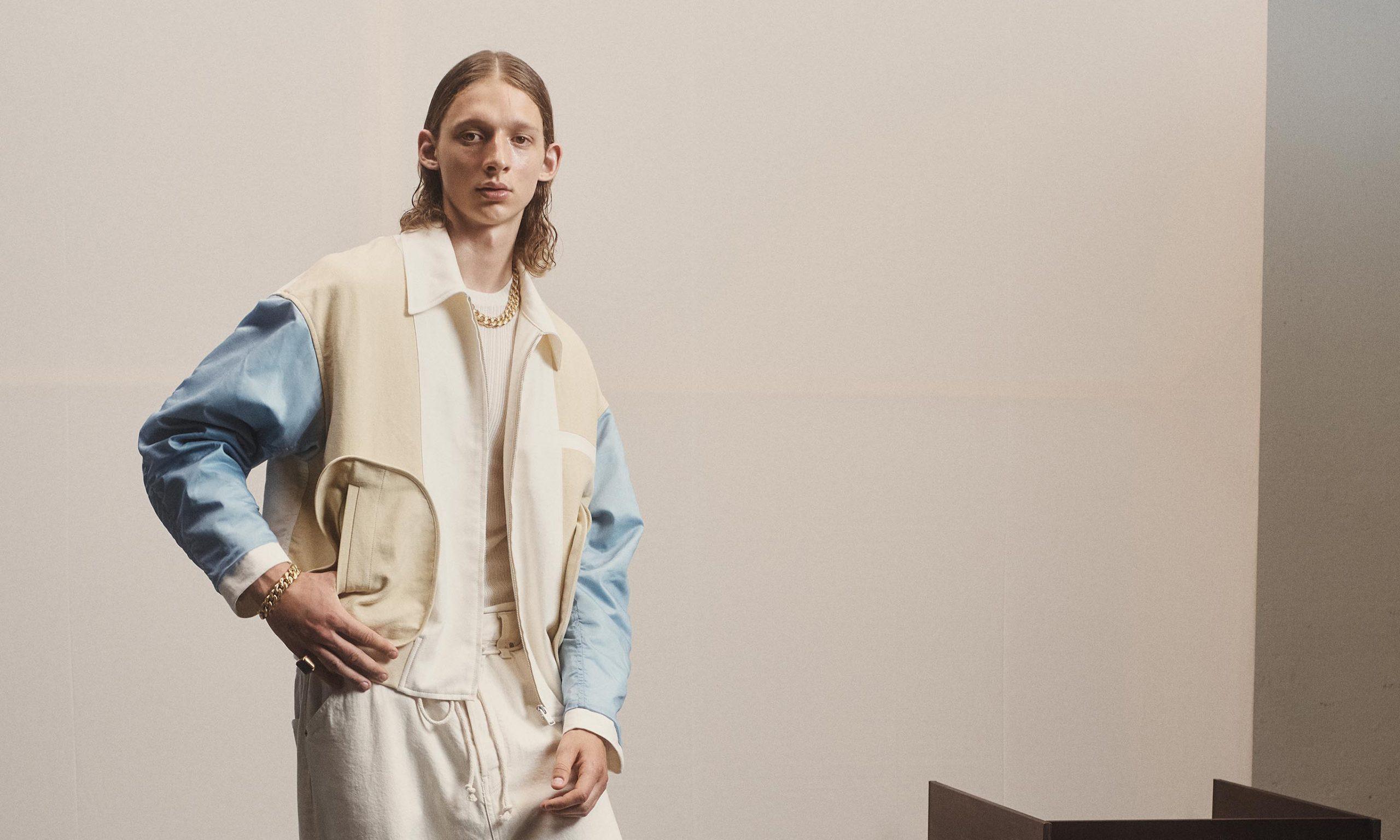 经典廓形与天然面料,AMBUSH 2021 春夏男女装系列型录释出