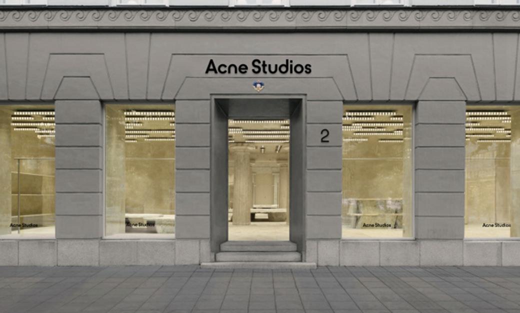 Acne Studios Stockholm 旗舰店全新亮相