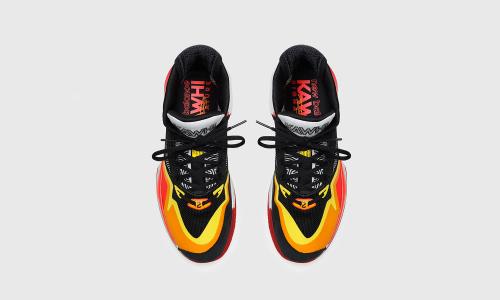 玩转中国风,New Balance 携手科怀伦纳德发布特别款「The Kawhi」签名篮球鞋