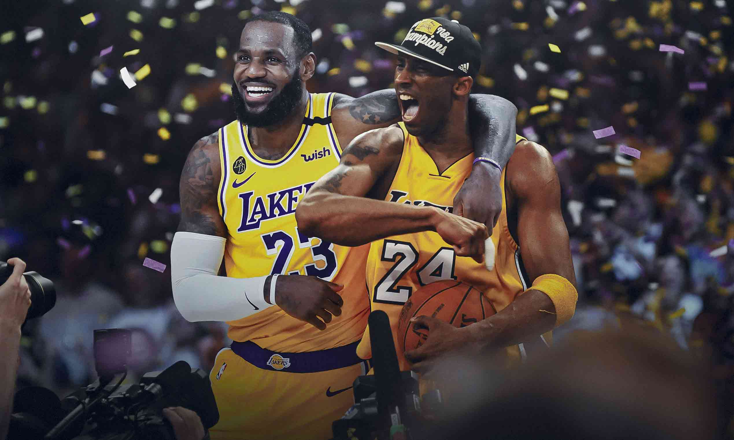 洛杉矶湖人夺得 2019-2020 NBA 总冠军
