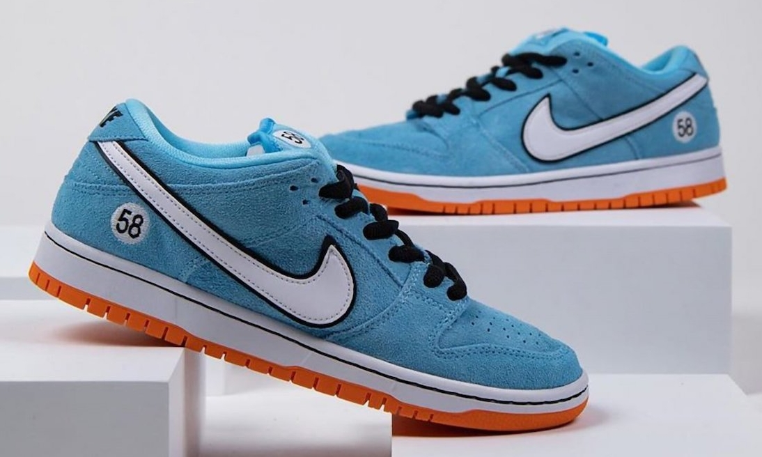 Nike SB Dunk Low「Club 58」初次亮相