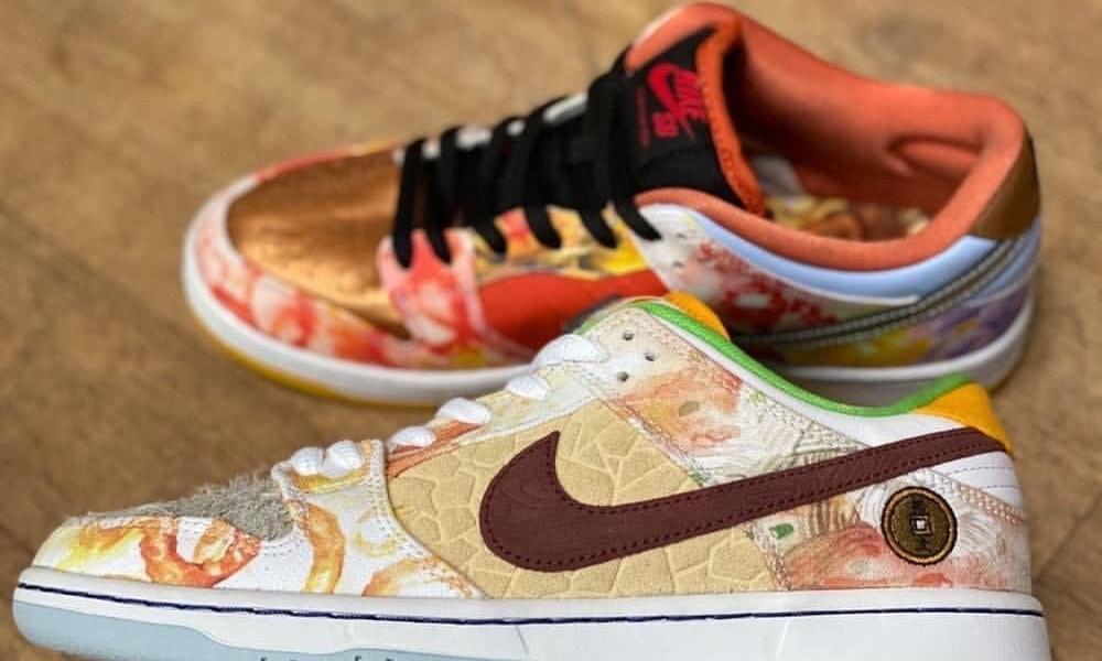 Nike SB Dunk Low  「CNY」谍照释出