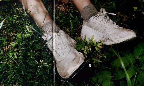 一双 urban outdoor 的跑鞋,开箱 INVINCIBLE for adidas 最新合作