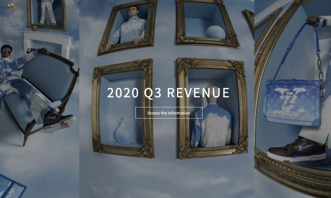 复苏「进行时」,LVMH 2020 第三季度财报出炉