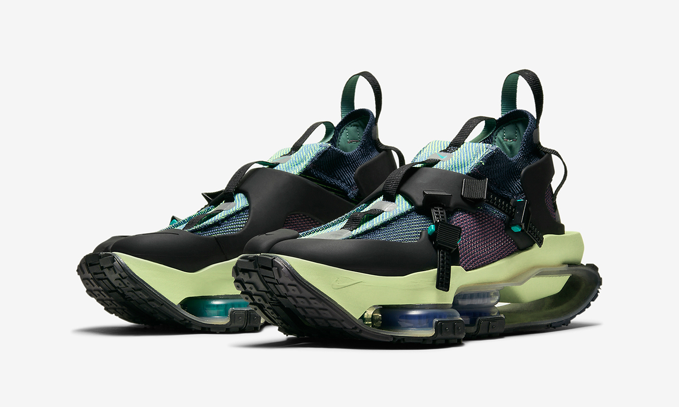 Nike ISPA Road Warrior 新配色「Clear Jade」下周发售