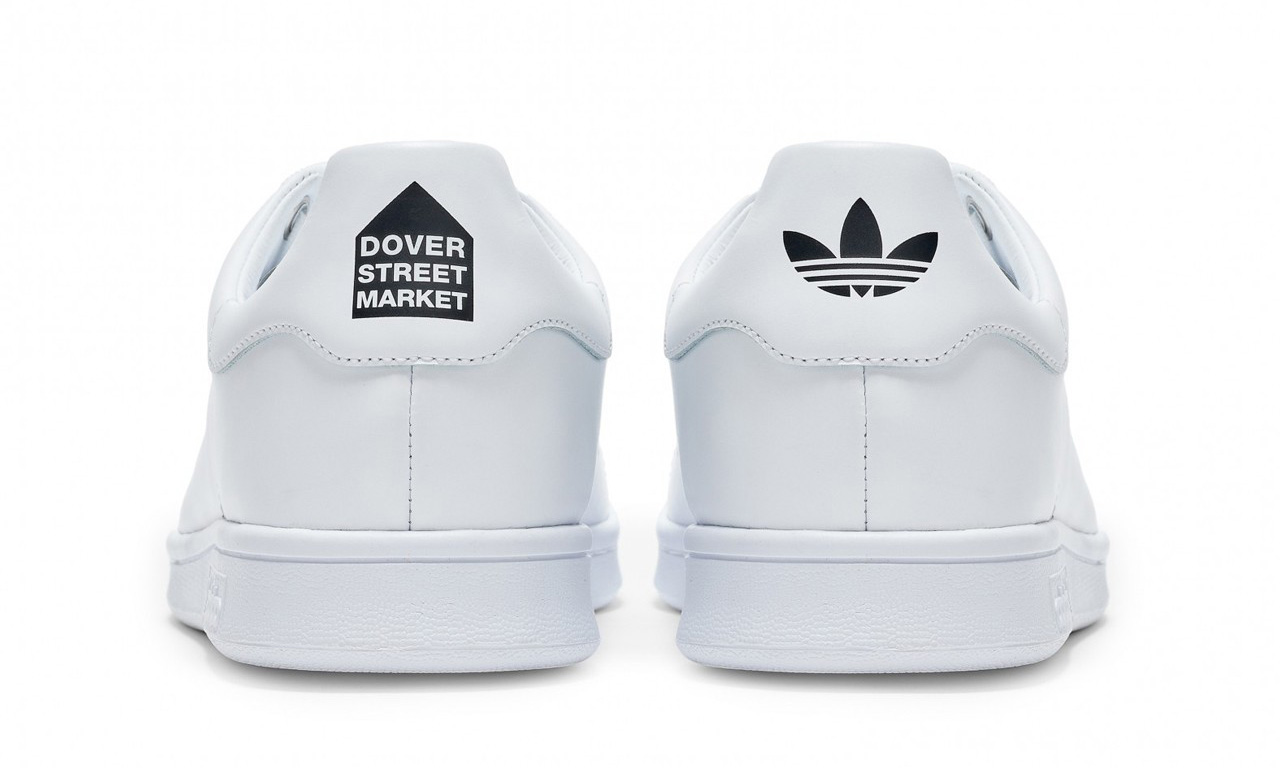 Dover Street Market x adidas Originals Stan Smith 再次补货上架