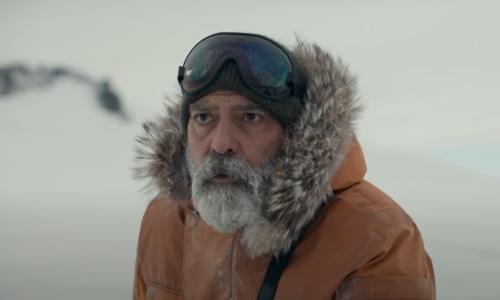 乔治·克鲁尼自导自演 Netflix 电影《午夜天空》发布首支预告