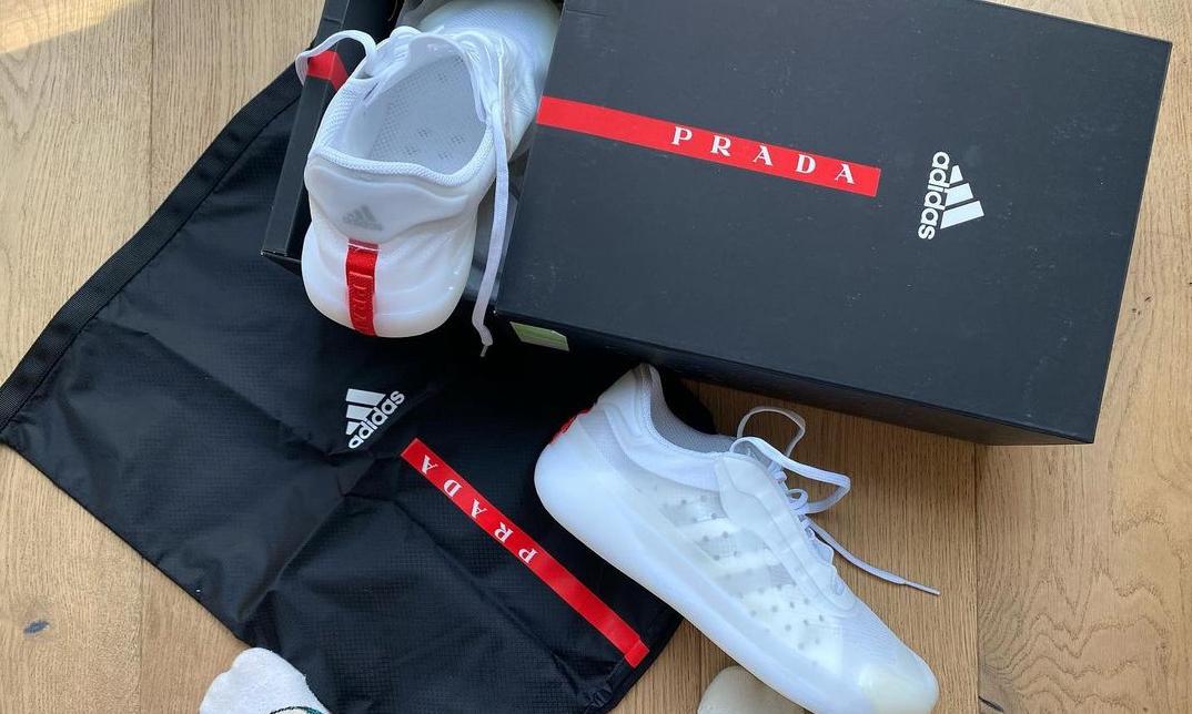 Sean Wotherspoon 亲晒 PRADA x adidas 新番合作