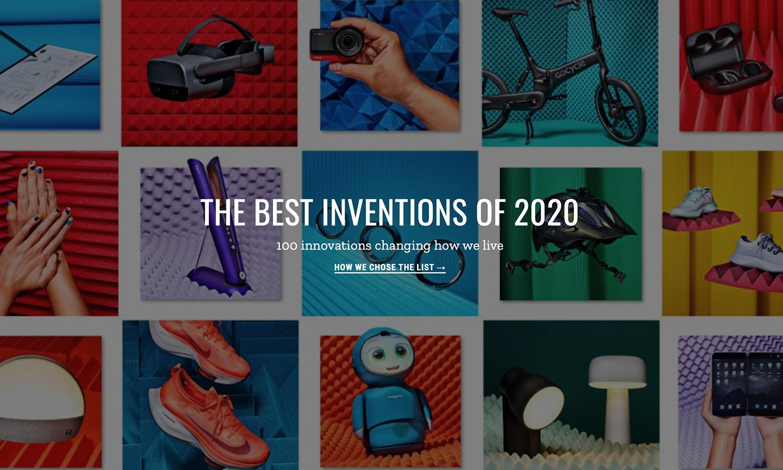 《时代》公布年度最佳发明,PS5、《动森》上榜