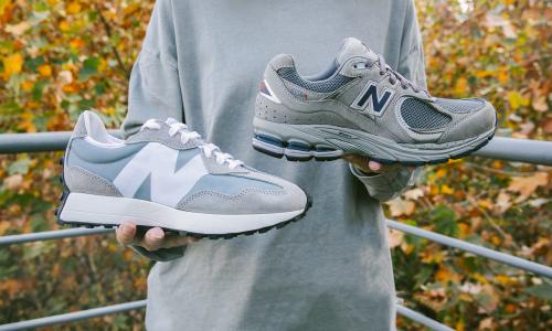 黑马鞋款 NB 327 与 2002R, 你选哪双?