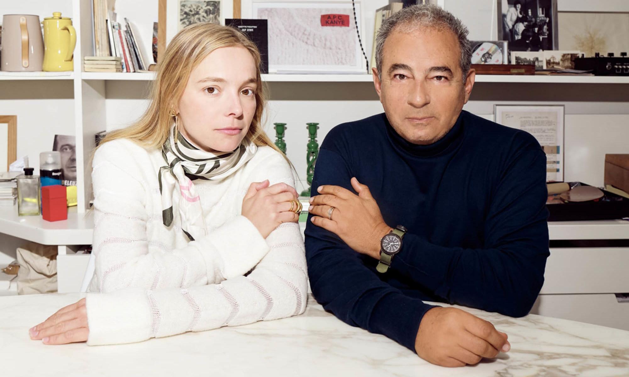 A.P.C. 将与珠宝设计师 Charlotte Chesnais 打造限量联名系列
