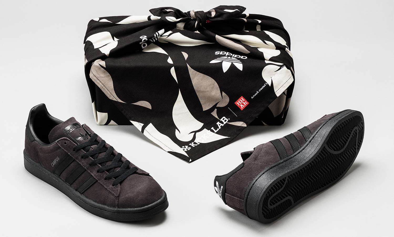 adidas Originals x KICKS LAB 联名新作来袭