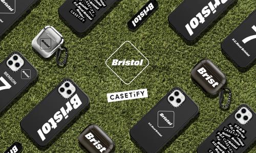 CASETiFY x F.C. Real Bristol 联名胶囊系列即将发售