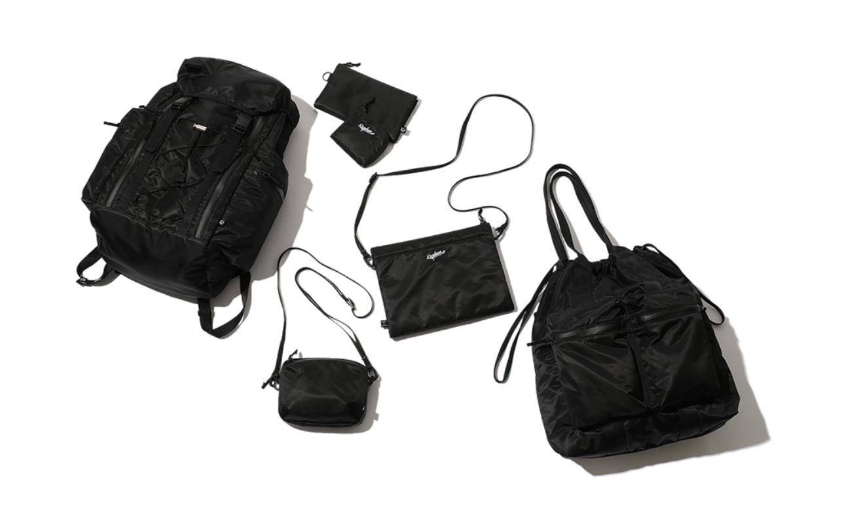 荷兰丹宁品牌 DENHAM 携手日本包袋势力 RAMIDUS 带来首辑合作系列