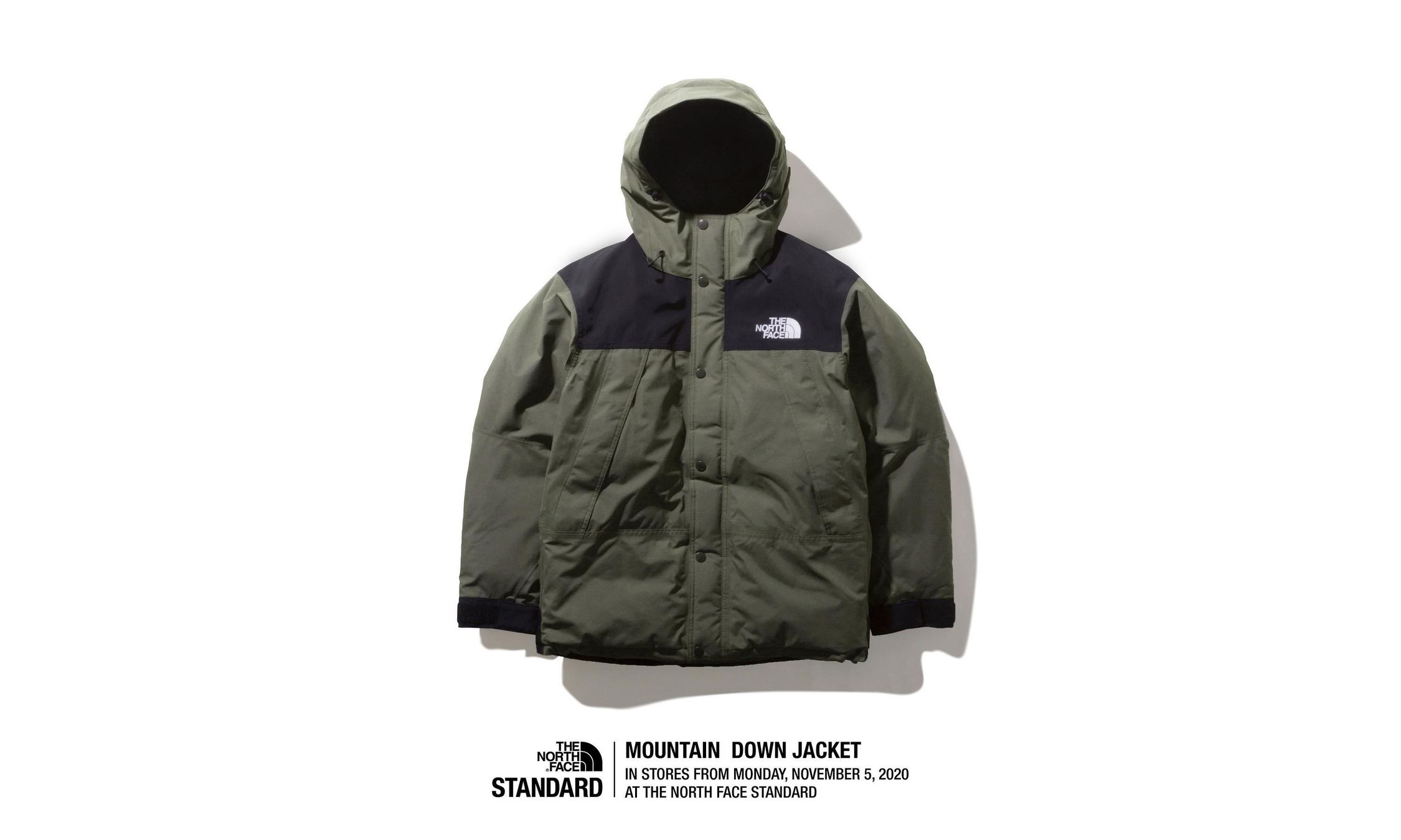 THE NORTH FACE Mountain Down Jacket 再次开售