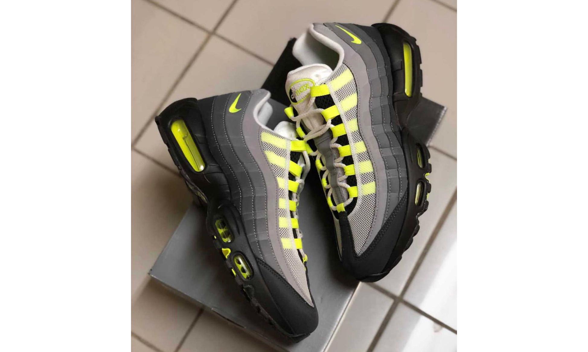 Nike Air Max 95「Neon」再度迎来回归