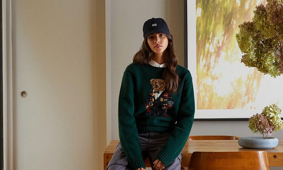 Polo Ralph Lauren x KITH 特别合作系列将于今日发售