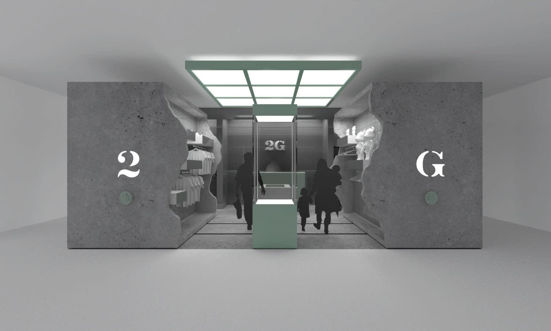重磅限定同步发售,2G 新店将于大阪心斋桥 PARCO 开幕