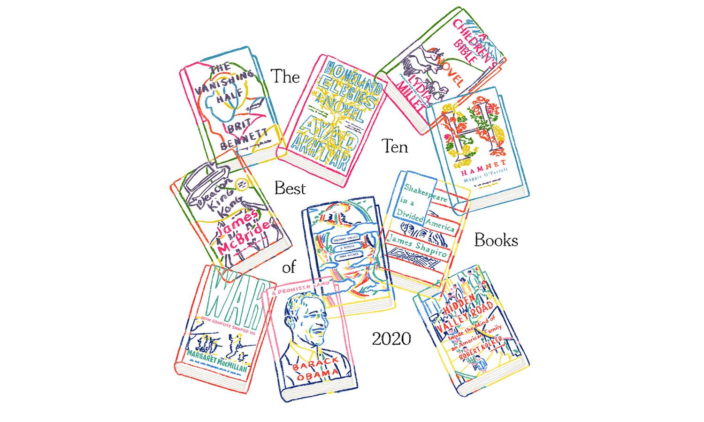 《纽约时报》发布 2020 年度十大好书
