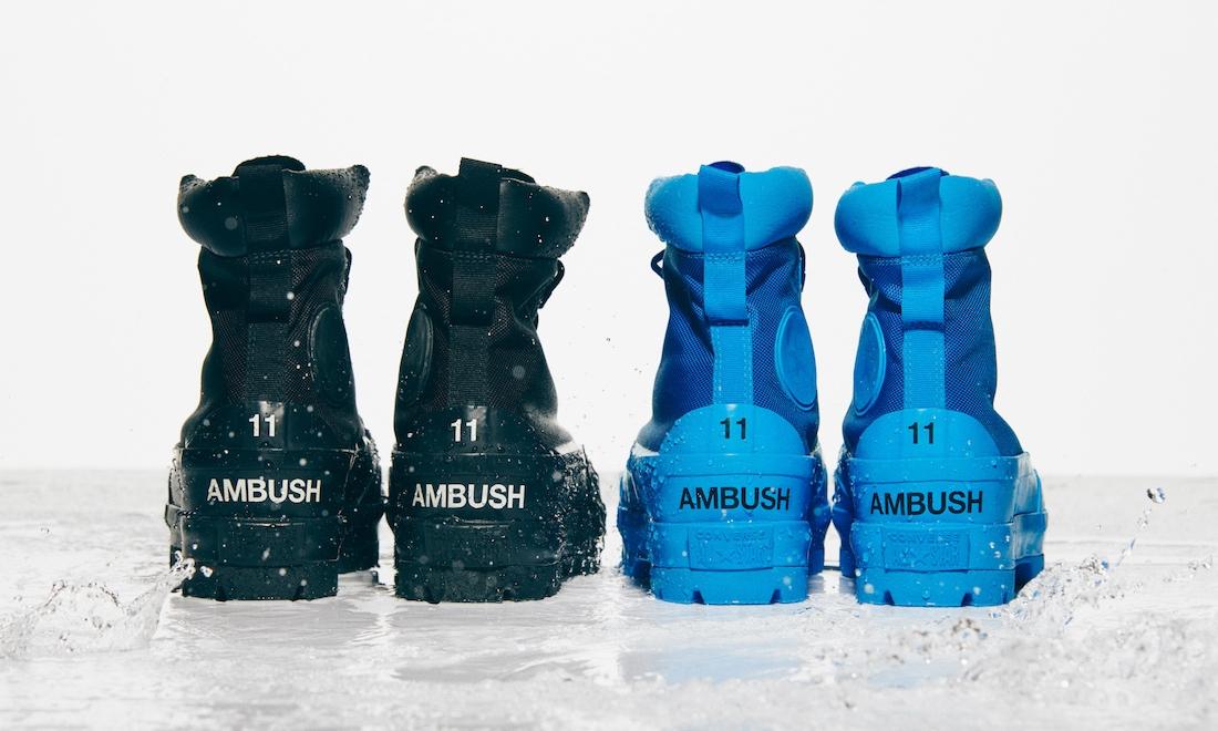 AMBUSH x CONVERSE Season 2 将于本月正式发售