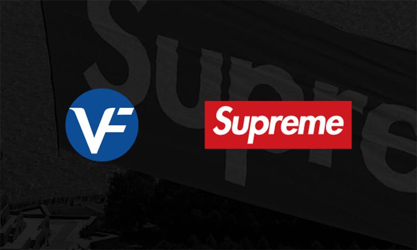 上市成衣公司 VF 集团宣布收购 Supreme