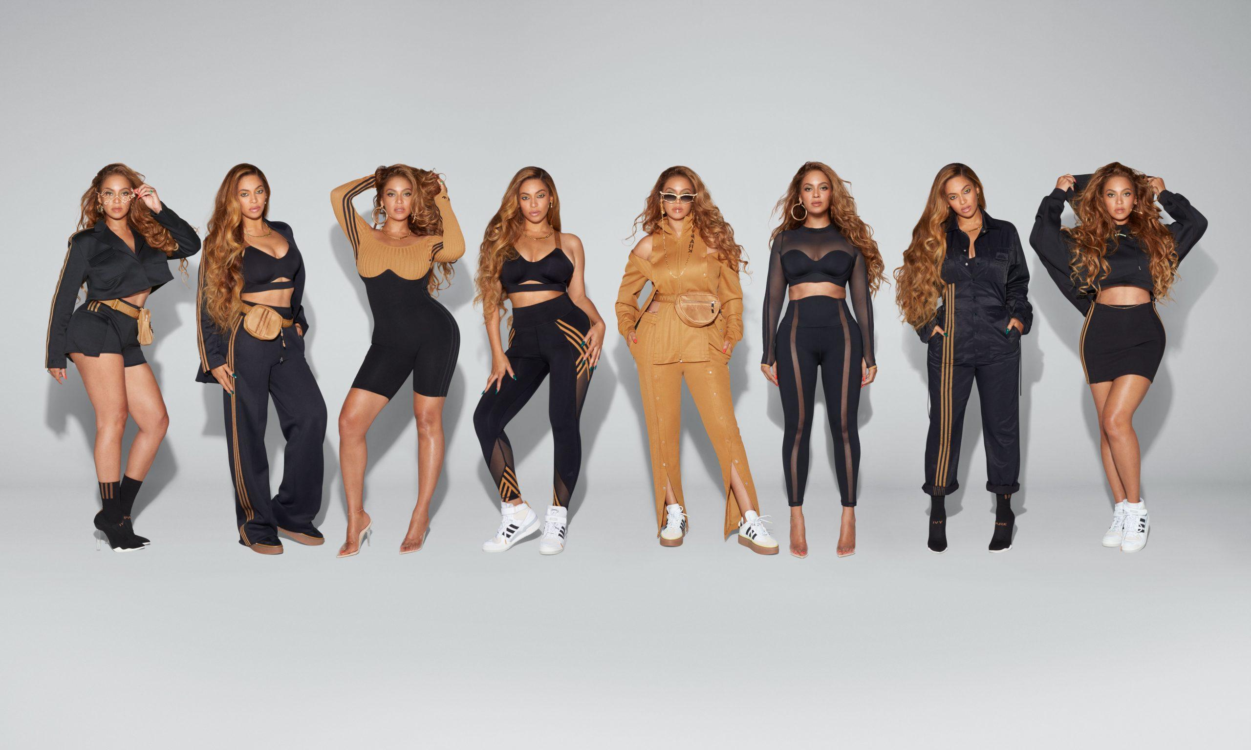 adidas Originals 携手 Beyoncé 推出 #thisismypark#  第二波单品