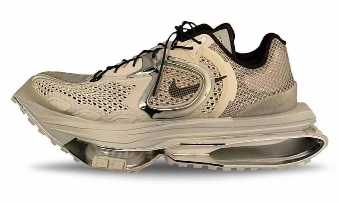 未来感十足,Nike Zoom MMW 4 将于下月发售