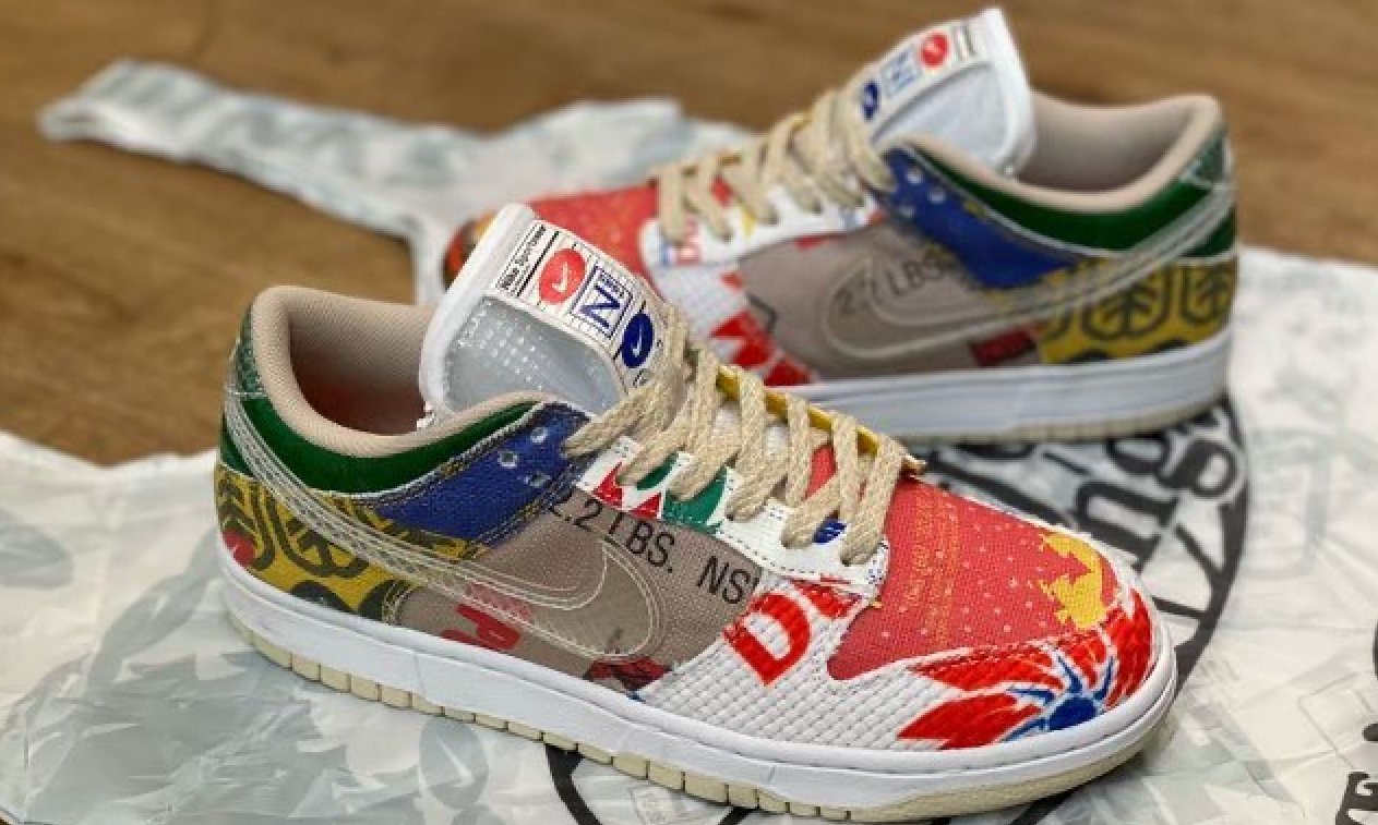Nike Dunk Low SP「Thank You For Caring」首度曝光